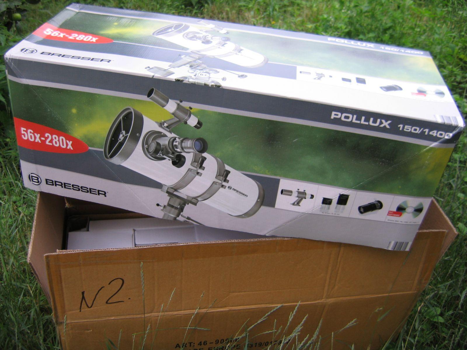 Bresser Pollux 150/1400 EQ-SKY