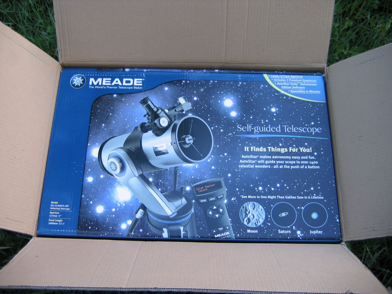 Meade DS-2130 АТ LNT