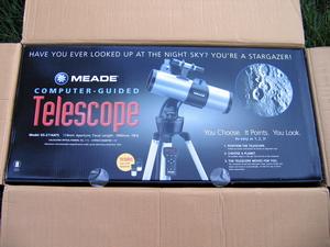 Meade  DS-2114 ATS