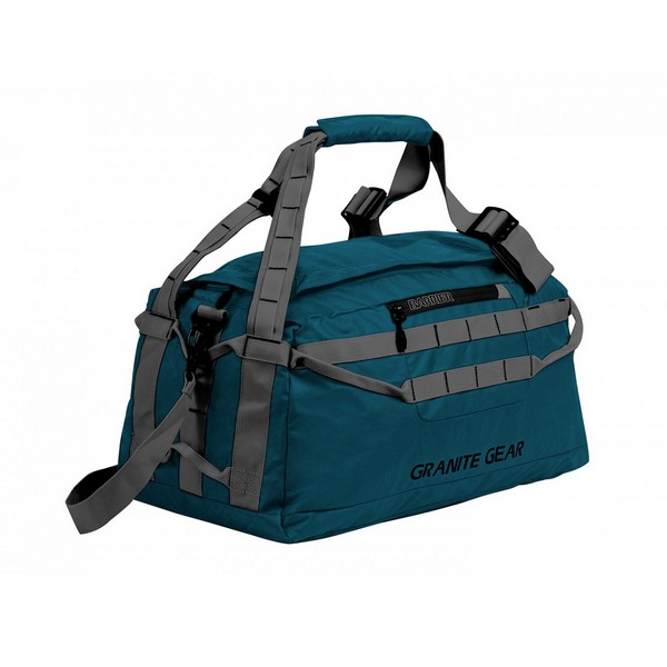 Сумка дорожная Granite Gear Packable Duffel 40 Basalt/Flint