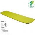 Коврик туристический High Peak Self Inflating Mat Oregon M 5 cm Citronelle